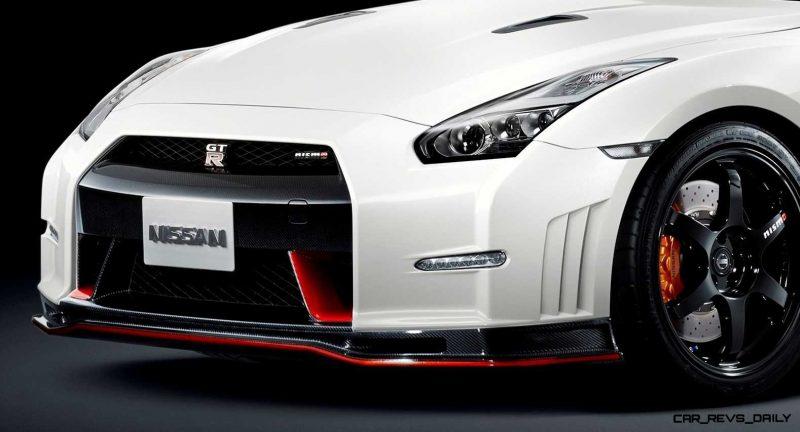 4 2014 Nissan GT-R NISMO Brings FutureTech and 600 Horsepower