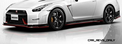 7 2014 Nissan GT-R NISMO Brings FutureTech and 600 Horsepower