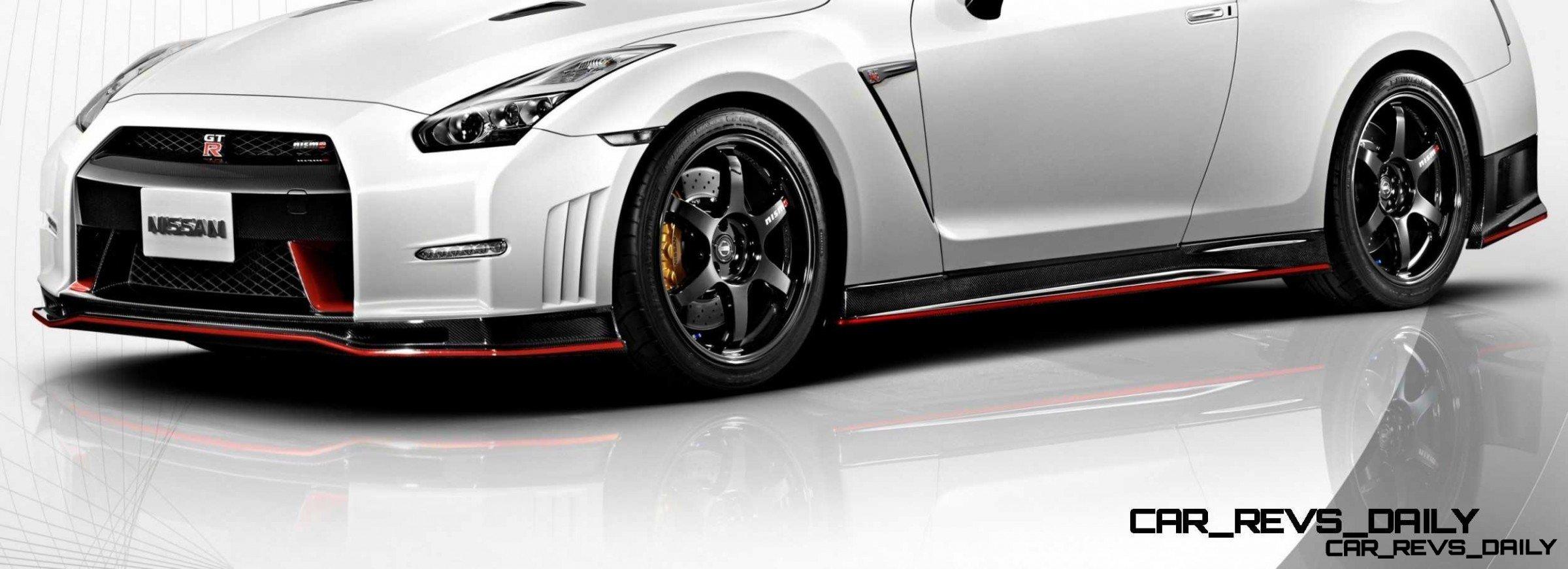 12 2014 Nissan GTR NISMO Brings FutureTech and 600 Horsepower