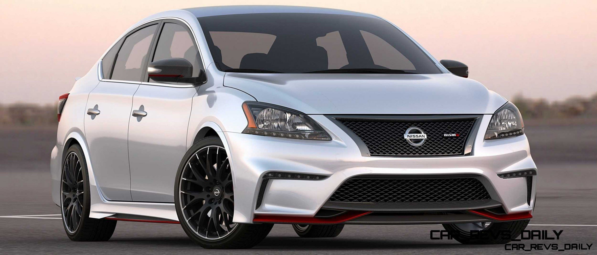 Nissan Sentra NISMO - Now This Is A Sport Compact