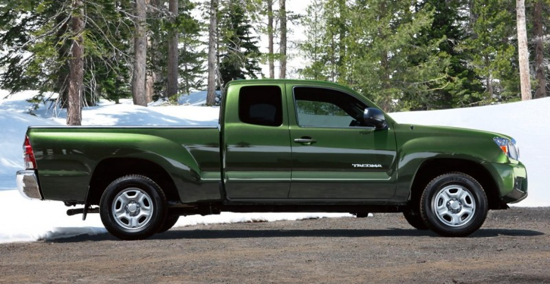2014 Toyota Tacoma in 44 High-Res Photos + Colors and ...