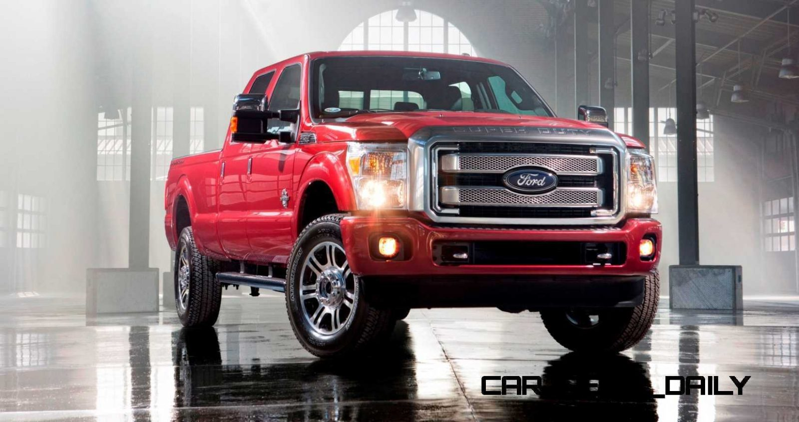 2013 Ford Super Duty Platinum