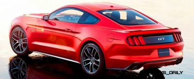 The All-New Ford Mustang GT