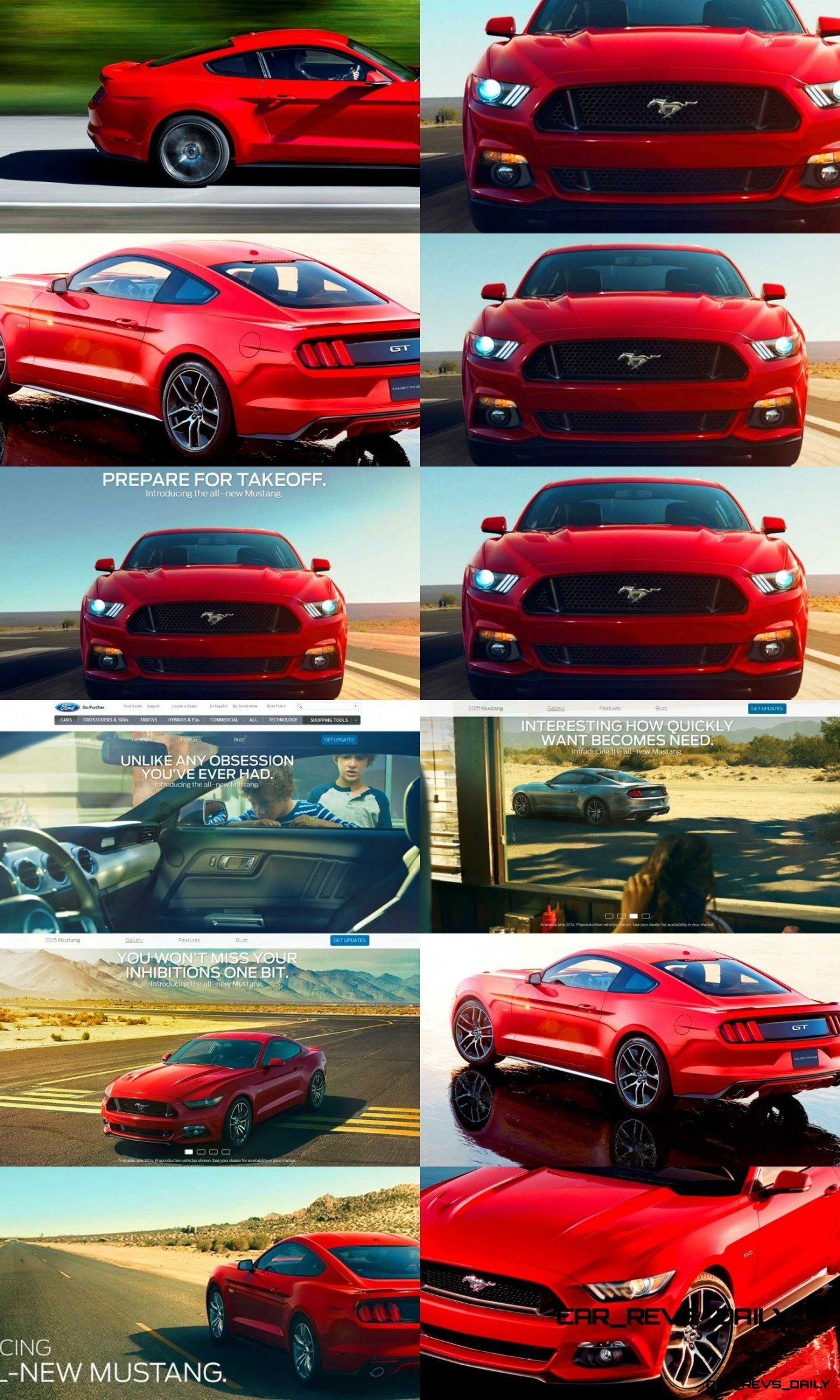 the all new ford mustang gt - The All New Ford Mustang Gt