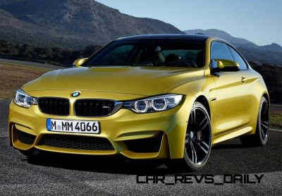 186mph 2014 BMW M4 Screams into Focus 11