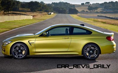 186mph 2014 BMW M4 Screams into Focus 12