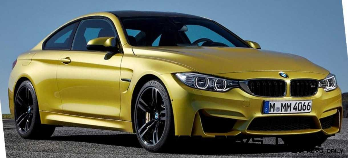186mph 2014 BMW M4 Screams into Focus 15