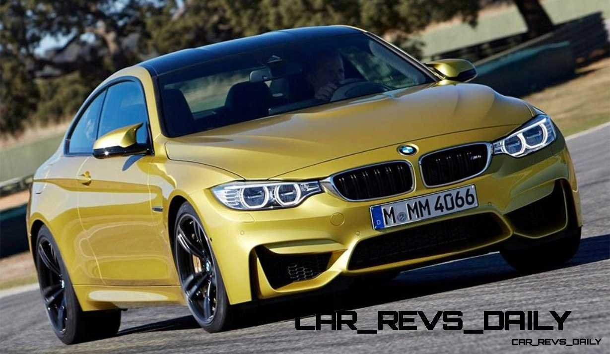 186mph 2014 BMW M4 Screams into Focus 16
