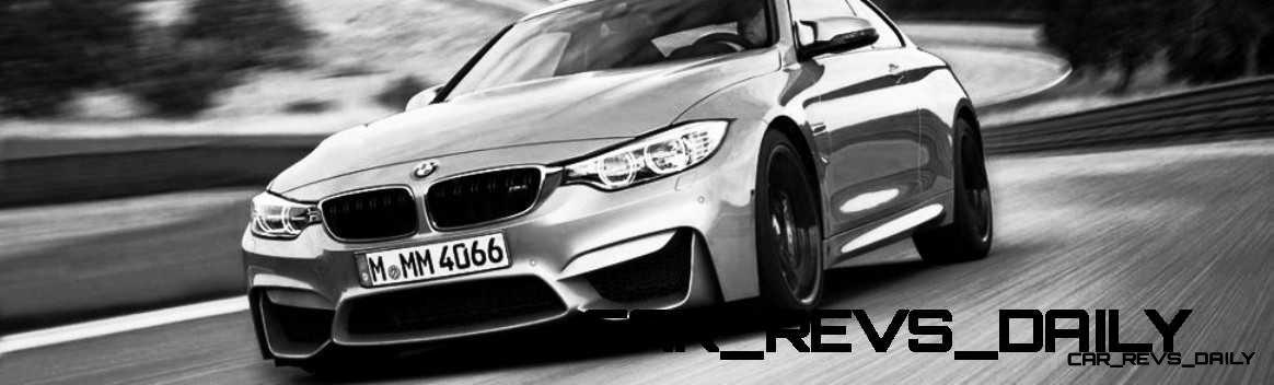 186mph 2014 BMW M4 Screams into Focus 17