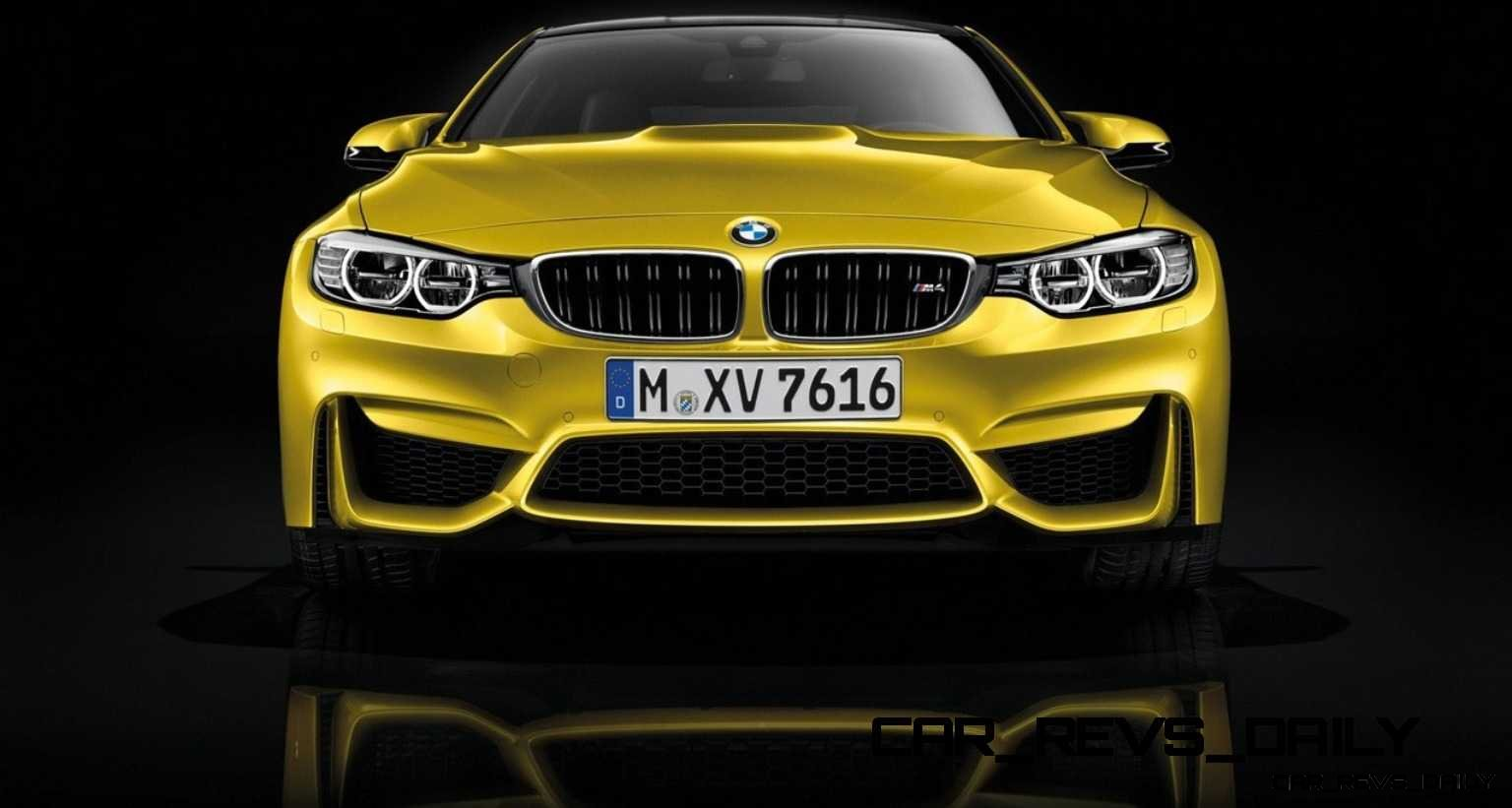 186mph 2014 BMW M4 Screams into Focus 19
