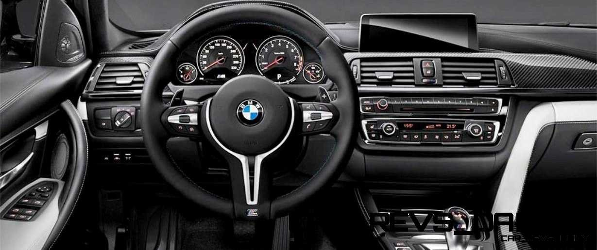 186mph 2014 BMW M4 Screams into Focus 2