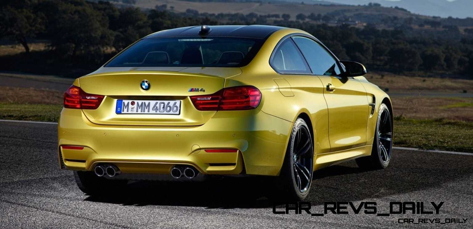 186mph 2014 BMW M4 Screams into Focus 22