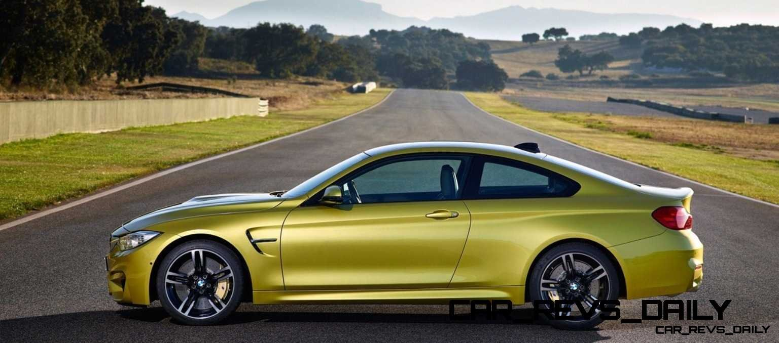 186mph 2014 BMW M4 Screams into Focus 23