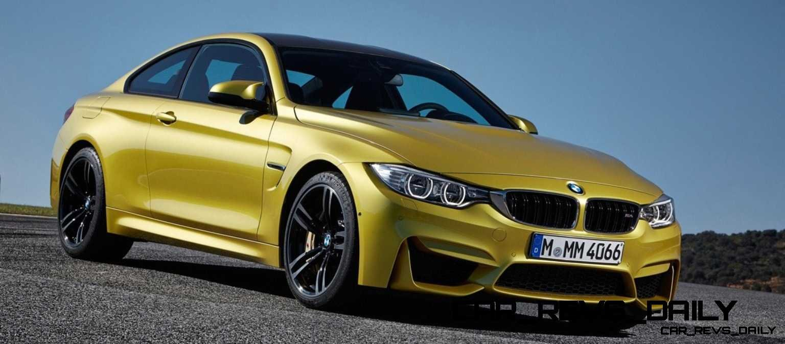 186mph 2014 BMW M4 Screams into Focus 24