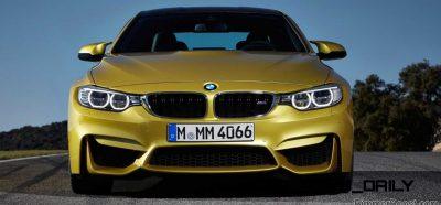 186mph 2014 BMW M4 Screams into Focus 25