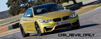 186mph 2014 BMW M4 Screams into Focus 27