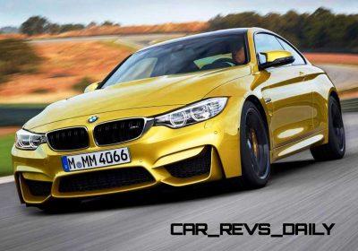 186mph 2014 BMW M4 Screams into Focus 3