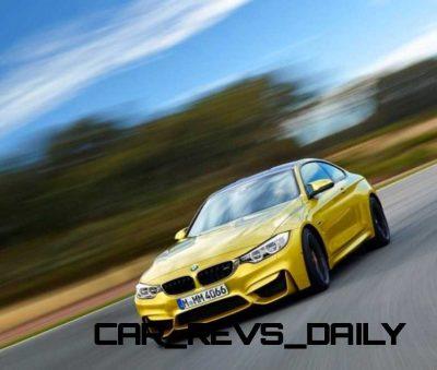 186mph 2014 BMW M4 Screams into Focus 30