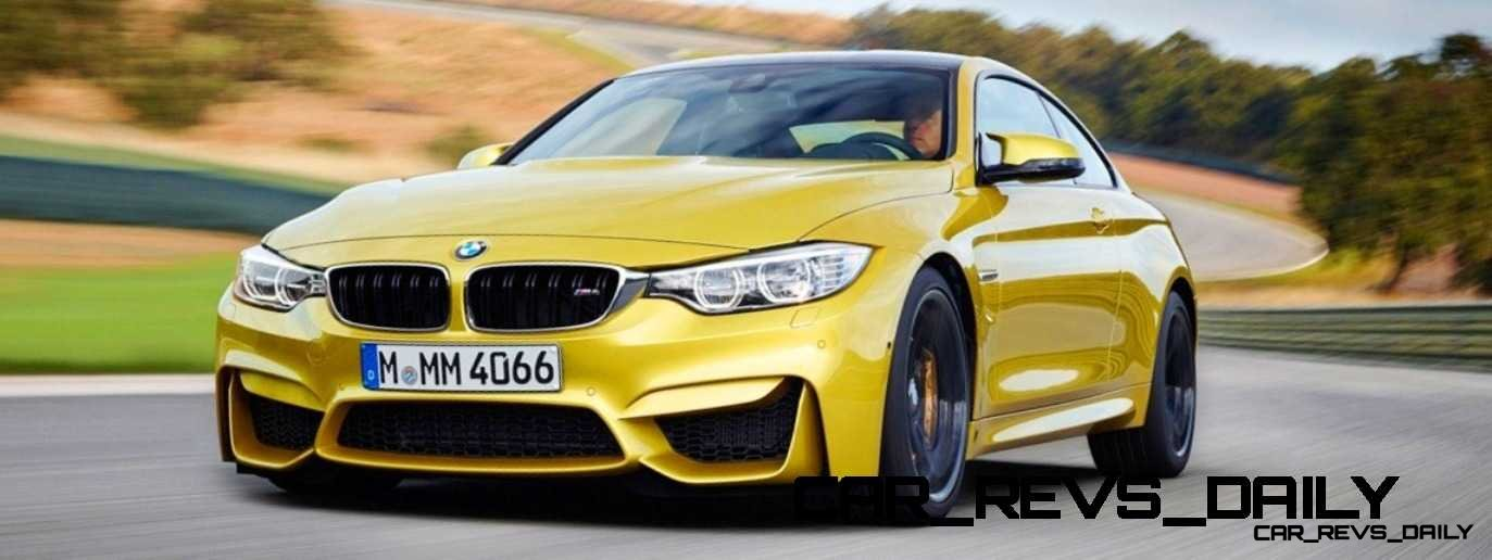 186mph 2014 BMW M4 Screams into Focus 31
