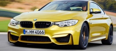 186mph 2014 BMW M4 Screams into Focus 32