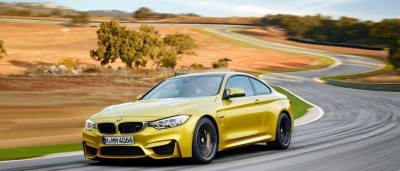 186mph 2014 BMW M4 Screams into Focus 33