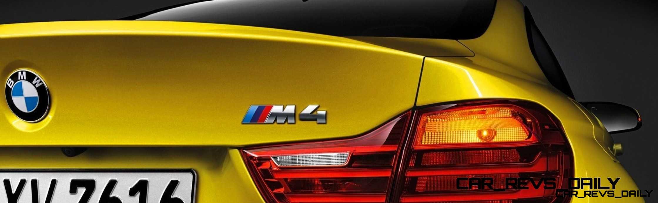 186mph 2014 BMW M4 Screams into Focus 35