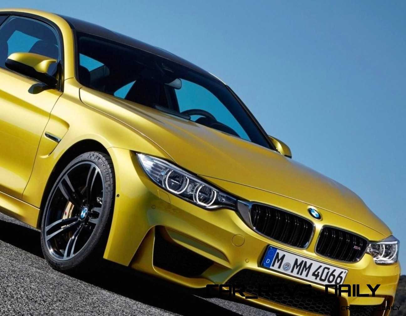 186mph 2014 BMW M4 Screams into Focus 36