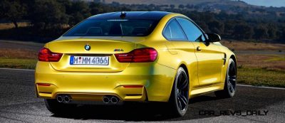 186mph 2014 BMW M4 Screams into Focus 38