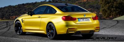 186mph 2014 BMW M4 Screams into Focus 39