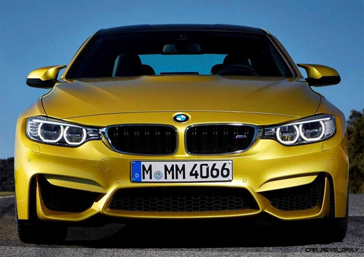186mph 2014 BMW M4 Screams into Focus 4