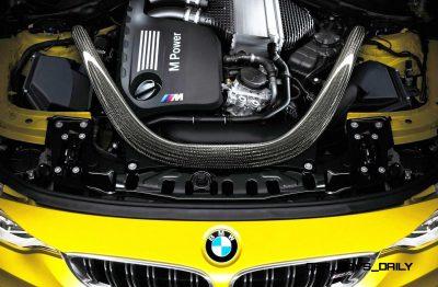 186mph 2014 BMW M4 Screams into Focus 40