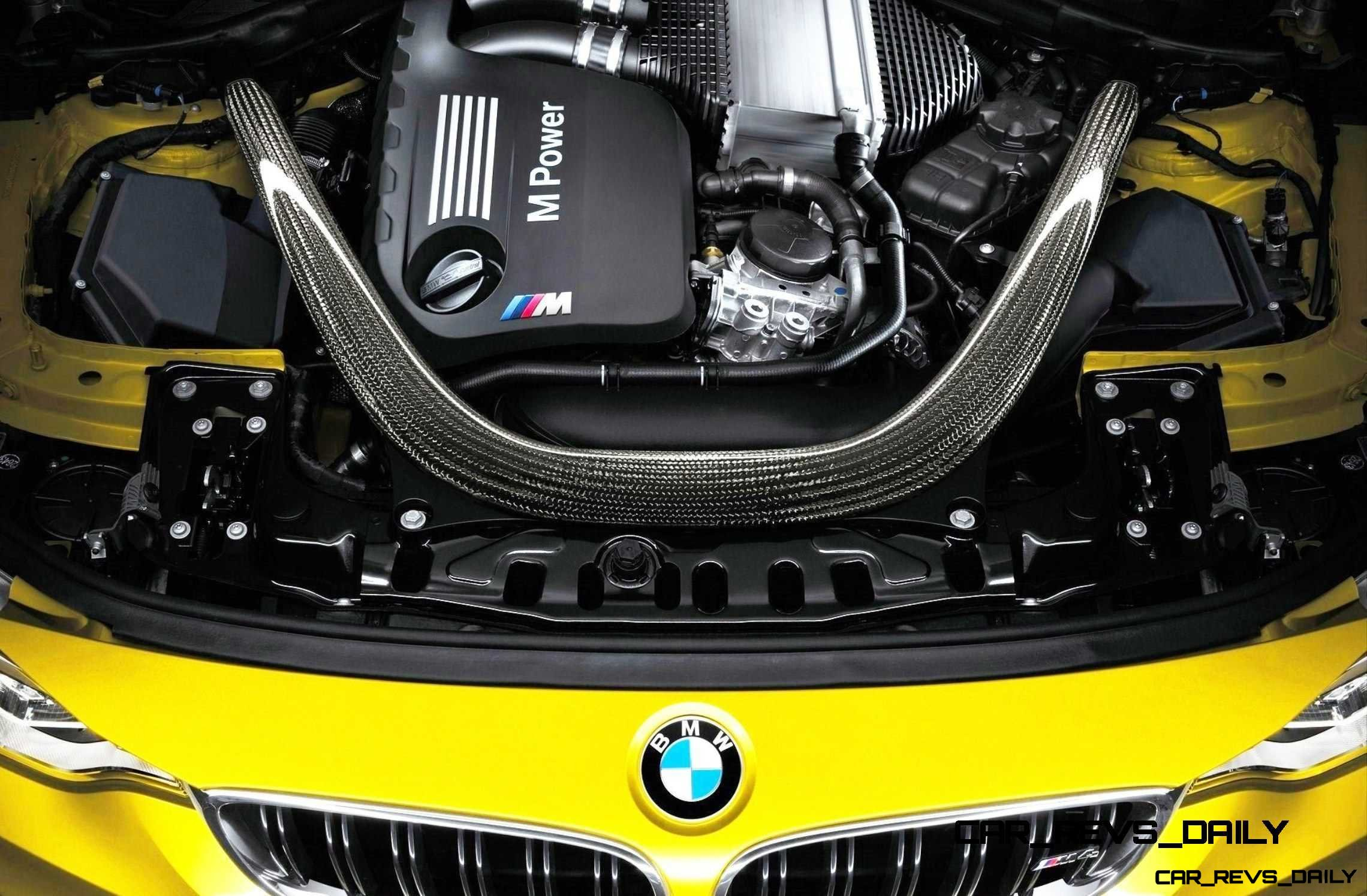 186mph 2014 BMW M4 Screams into Focus 40