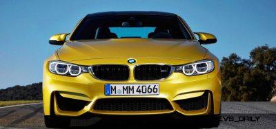 186mph 2014 BMW M4 Screams into Focus 50