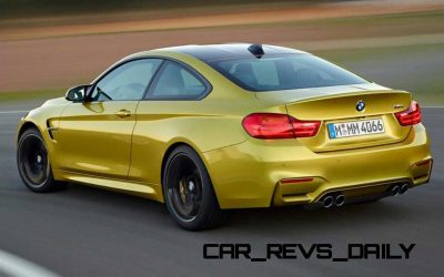 186mph 2014 BMW M4 Screams into Focus 8