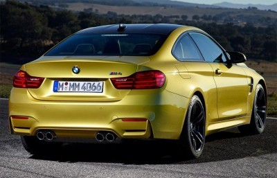 186mph 2014 BMW M4 Screams into Focus 9