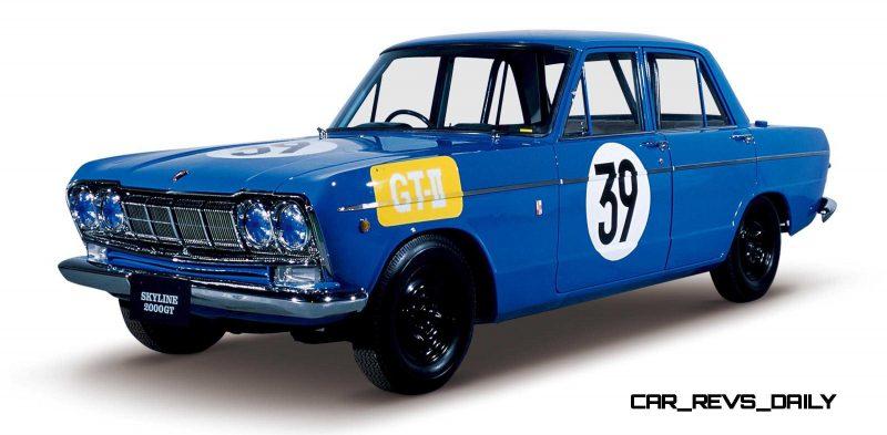 1964 Skyline 2000GT