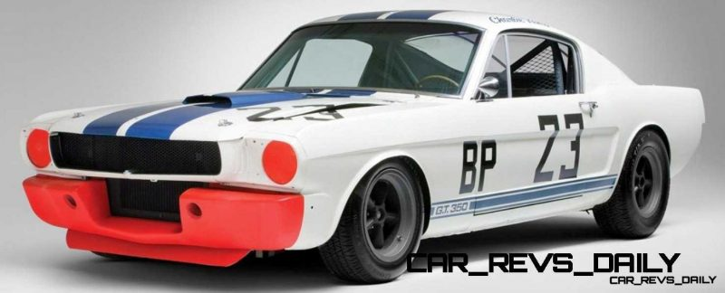 1965 Shelby Mustang GT350R - RM Amelia2014 - 1