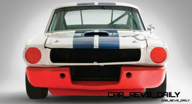 1965 Shelby Mustang GT350R - RM Amelia2014 - 14