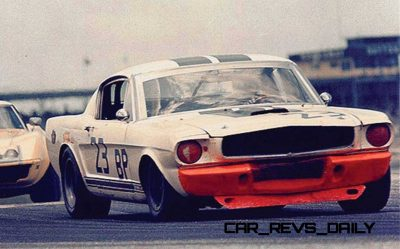 1965 Shelby Mustang GT350R - RM Amelia2014 - 15