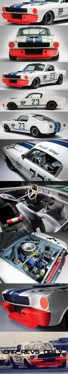 1965 Shelby Mustang GT350R - RM Amelia2014 - 30