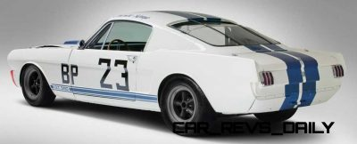 1965 Shelby Mustang GT350R - RM Amelia2014 - 33