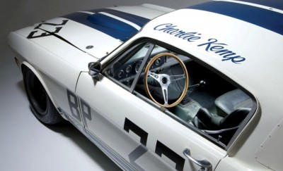 1965 Shelby Mustang GT350R - RM Amelia2014 - 5