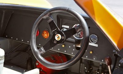 1969 McLaren M6GT - Specs vs F1 and P1 - Photo 14
