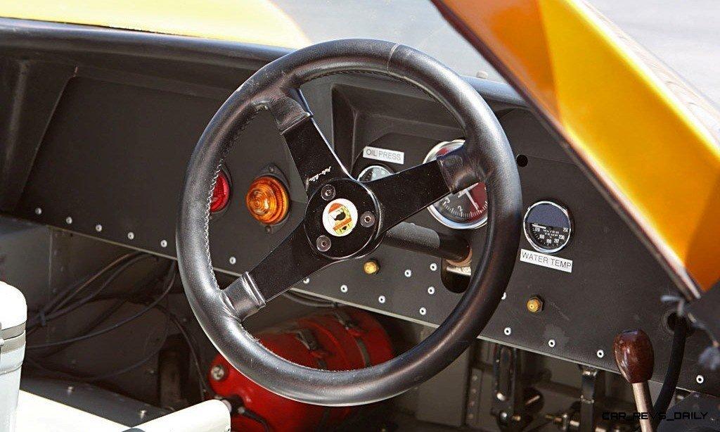 1969 McLaren M6GT - Specs vs F1 and P1 - Photo 14