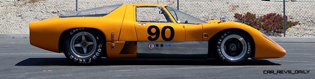1969 McLaren M6GT - Specs vs F1 and P1 - Photo 19