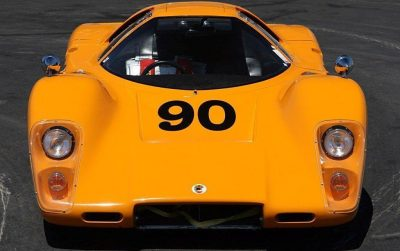 1969 McLaren M6GT - Specs vs F1 and P1 - Photo 20