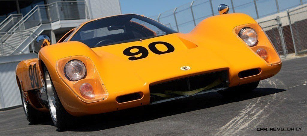 1969 McLaren M6GT - Specs vs F1 and P1 - Photo 21
