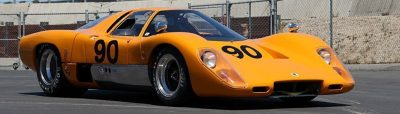 1969 McLaren M6GT - Specs vs F1 and P1 - Photo 22