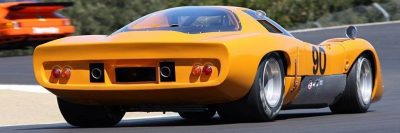 1969 McLaren M6GT - Specs vs F1 and P1 - Photo 23