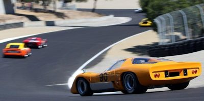 1969 McLaren M6GT - Specs vs F1 and P1 - Photo 24